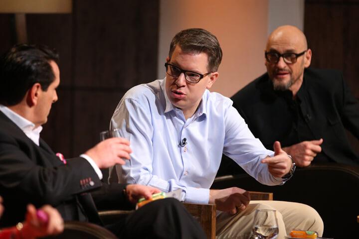 """""""Lest weniger TechCrunch"""" – Frank Thelen über Bewertungen"""