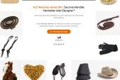 4Hooves – Eine Art amazon für Reitsportbedarf