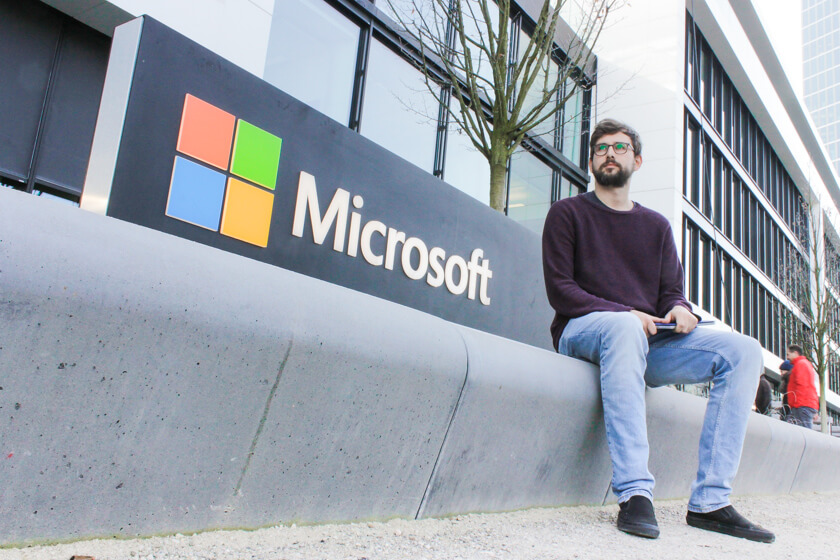 Tobias Röver, Social Media B2C Lead bei Microsoft