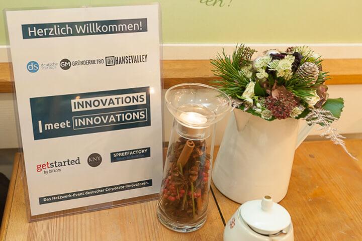Corporate-Innovatoren feierten bei Katjes Greenfood