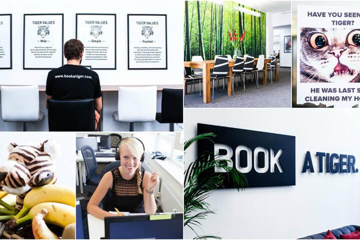 Bookatiger De 5 schicke einblicke in die welt von book a tiger - deutsche-startups.de