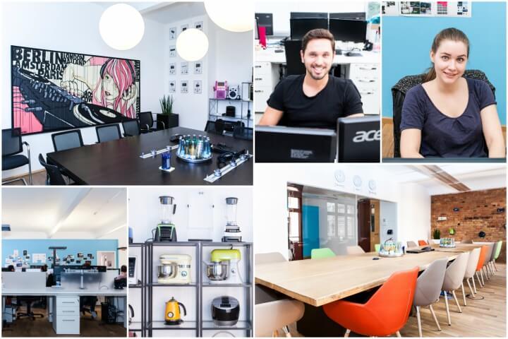 Ideenlabor: E-Commerce-Gigant hilft jungen Gründern