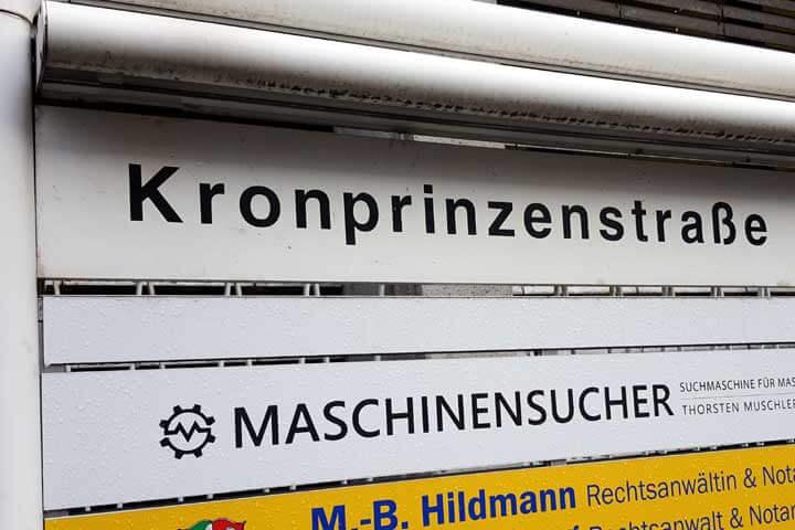 18 coole Jobs bei Maschinensucher in Essen