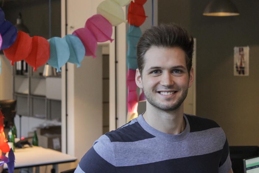 Pascal Landau, Head of Marketing Technology bei About You