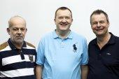 Drei Golf- und E-Commerce-Dinos glauben an Golfreisen