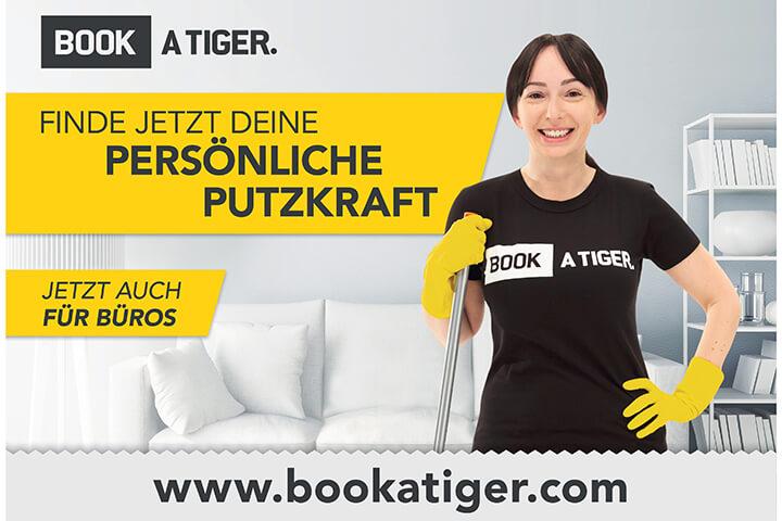 Bookatiger De book a tiger: plakatwerbung als wachstumstreiber - deutsche-startups.de