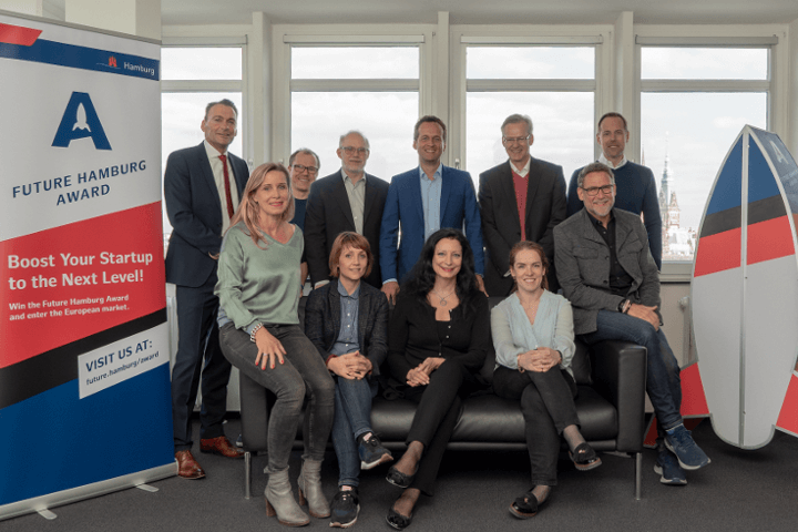 Future Hamburg Award präsentiert internationale Startup-Teams bei den OMR