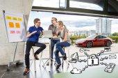 Ist die Blockchain für Automobilkonzerne relevant?
