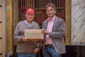 checkrobin: Niki Lauda fährt mit – Red-Bull auch