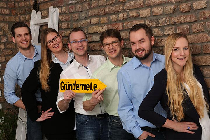 Gründermeile – ein Marktplatz für Gründerdienste