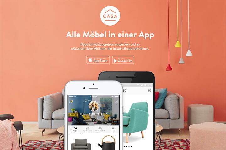 Home24 übernimmt Einrichtungsservice Casa Deutsche Startupsde