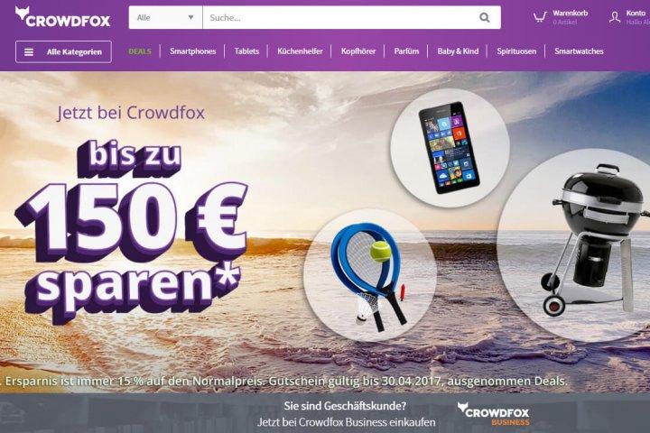 Crowdfox holt sich weitere Millionen ab