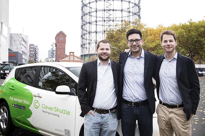 Mediengruppe übernimmt CleverShuttle – aber nur in Leipzig