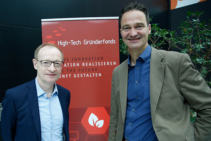 High-Tech Gründerfonds: 245 Millionen für frische Ideen