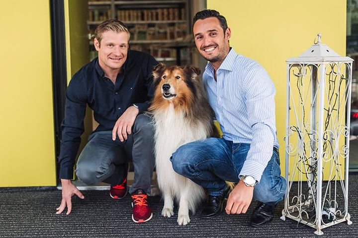 Tierische Start-up-Familie bekommt 13 Millionen