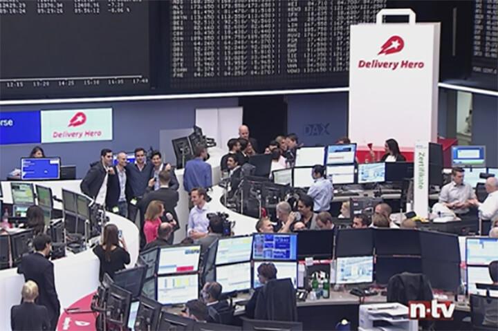 Delivery Hero: Jubel, Trubel, Heiterkeit! IPO geglückt!