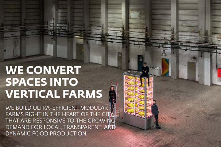 Indoor-Farming-Firma Infarm bekommt 20 Millionen