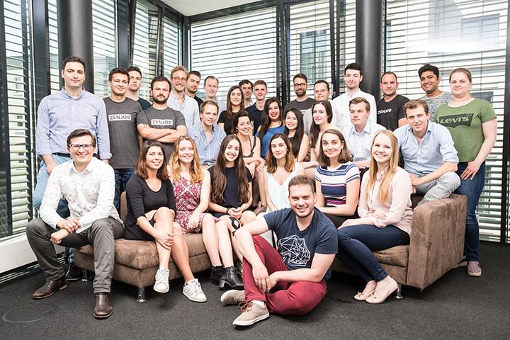HR-Startup Zenjob holt sich 15 Millionen ab