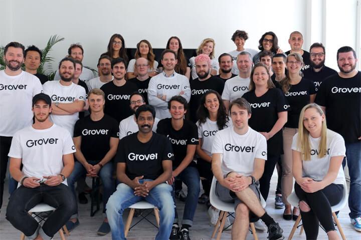 Miet-Commerce: Grover bekommt weitere 10 Millionen