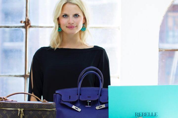 Rebelle geht im schönen Dänemark auf Einkaufstour