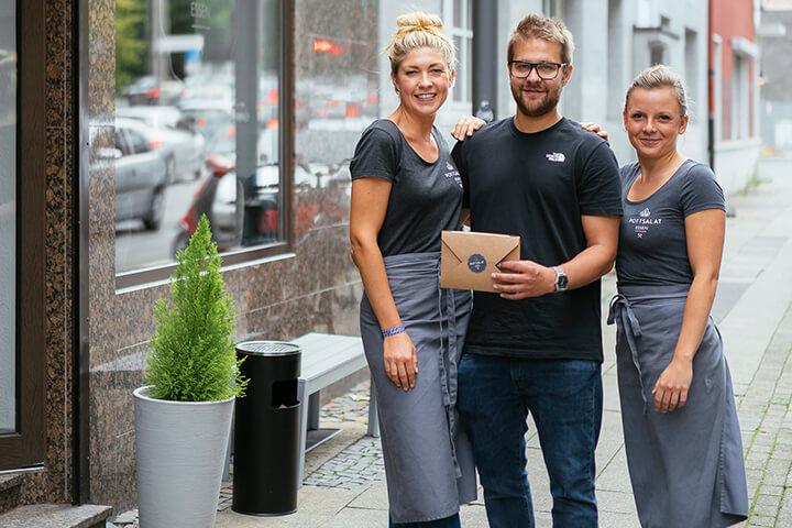"""""""Der Ruhrpott ist ehrlich und herzlich"""" - deutsche-startups.de"""