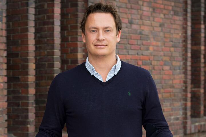 Wie man den Turnaround in einem Startup schafft – Finn Hänsel von Movinga