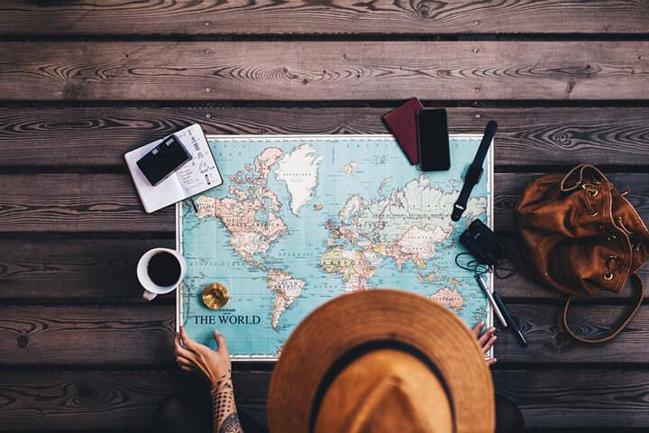 Mit viamonda die Traumreise zusammenklicken