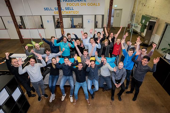 Leipzig rockt einfach! 10 Startups ziehen ins SpinLab