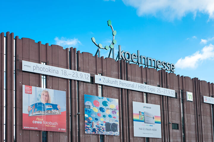 incube8 – Koelnmesse plant einen Digital Campus