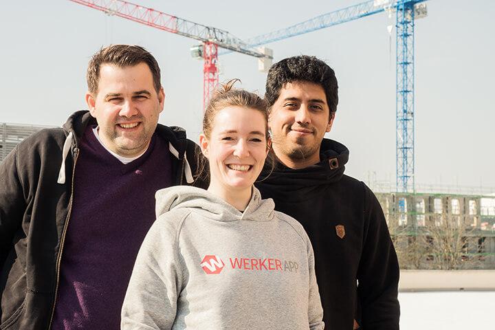 Hammer, Nagel, WerkerApp: Die Baustelle wird digital!