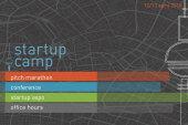 Startup Camp 2018: Diese 26 Start-ups pitchen vor der Jury