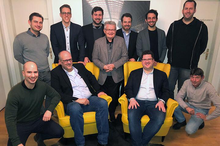 Loanboox: Von Zürich über Köln nach Europa
