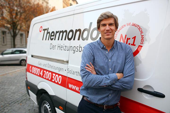 Energieversorger halten schon knapp 28 % der Thermondo-Anteile