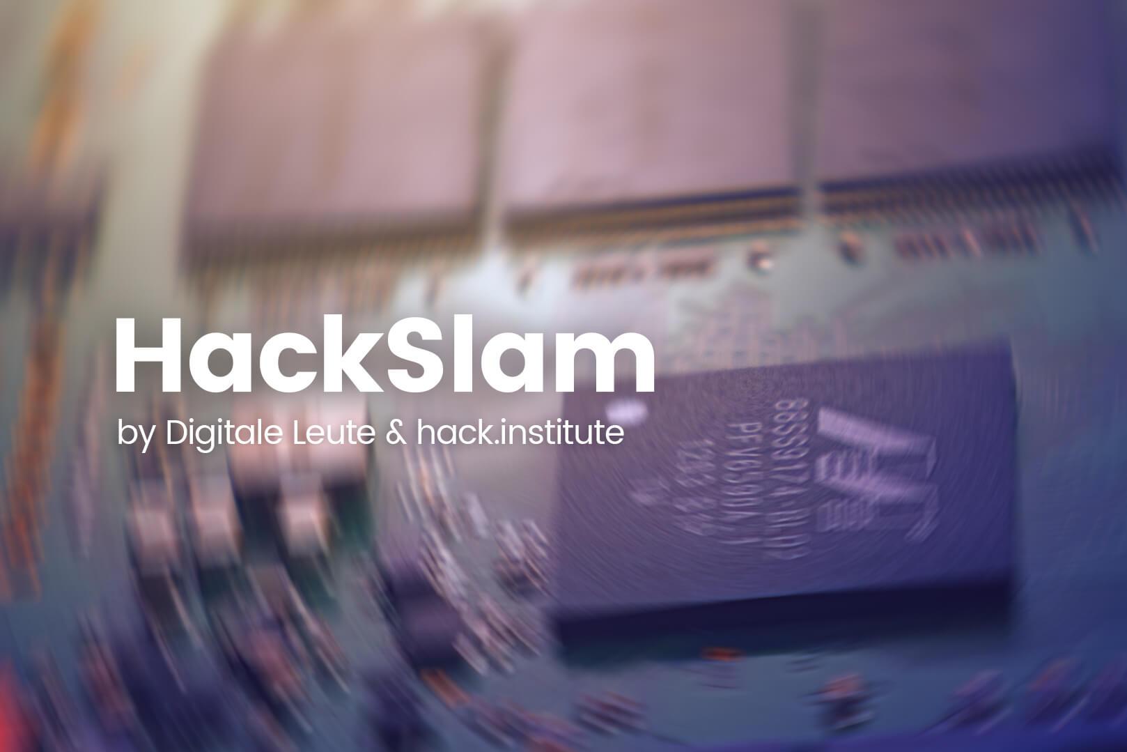 Eine Bühne für Hacker: Erster Hack-Slam Deutschlands