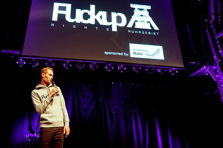 Fuckup Nights – wenn Scheitern salonfähig wird