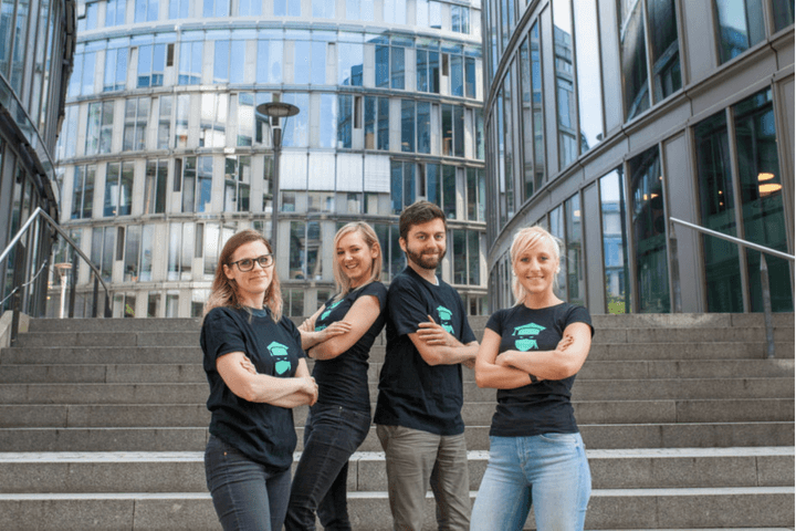 Die erste SmartNinja Codingschule eröffnet in Köln