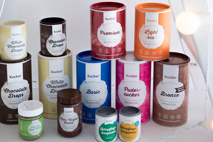Xucker: Kalorienarm, millionenstark und profitabel