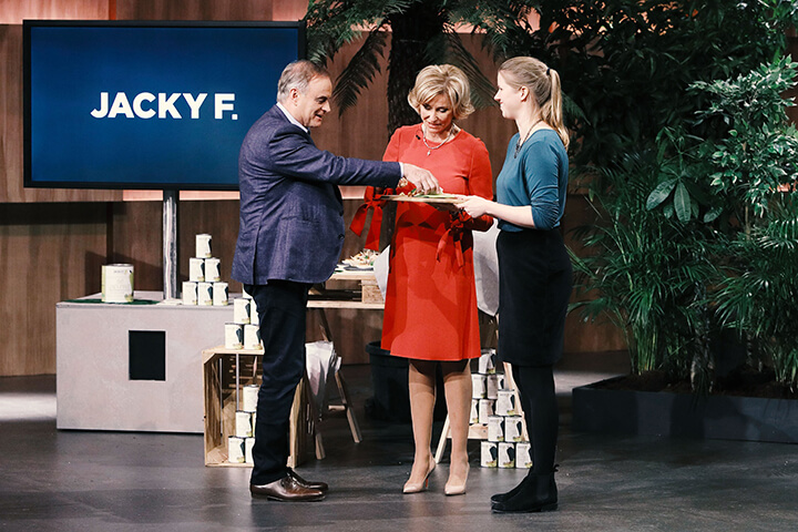 #DHDL ist zurück! Catch Up, Jacky F., Volatiles Lighting, Swedish Fall und Calligraphy Cut wollen Löwengeld