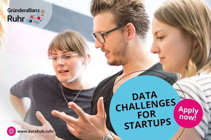 20.000 Euro pro Challenge – Der Data Hub geht an den Start