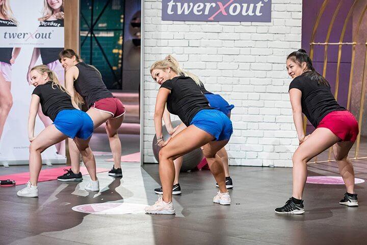 TwerXout: Warum Group Fitness ein skalierbares Geschäftsmodell ist #DHDL