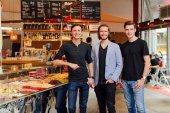 An die sehr junge Gastro-App Orda glauben sogar die Feinkost Käfer-Macher
