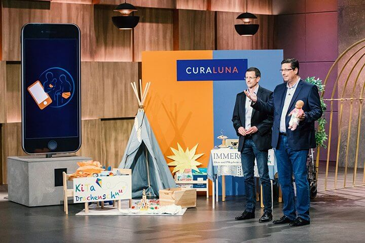 Maschmeyers Curaluna-Deal platzte nach der Show – und dafür gibt es handfeste Gründe