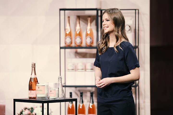 Dümmel trocknet Wäsche und knabbert Kokosnusschips – Design Bubbles-Deal platzte nach der Show