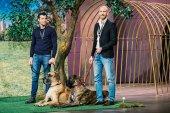 GoLeyGo: Zwei Kölner nehmen die Löwen an die Leine