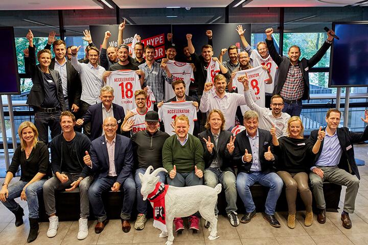 Diese 12 Startups findet der 1. FC Köln richtig gut