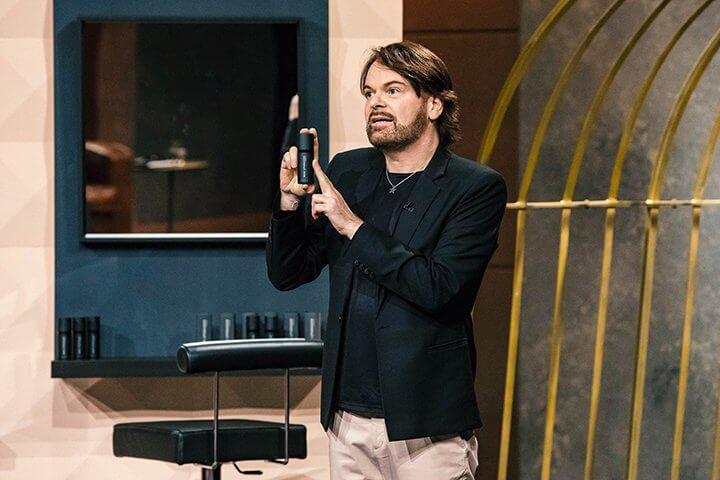 Frank Hard will mit Georg Kofler groß rauskommen