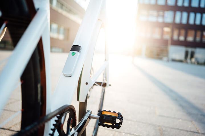 Ein Startup, das Fahrräder repariert