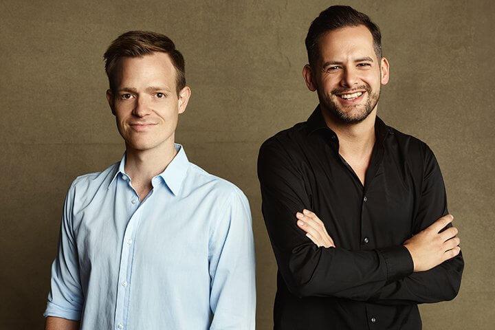 Die Masterplan-Gründer halten noch knapp 63 % an ihrem Startup