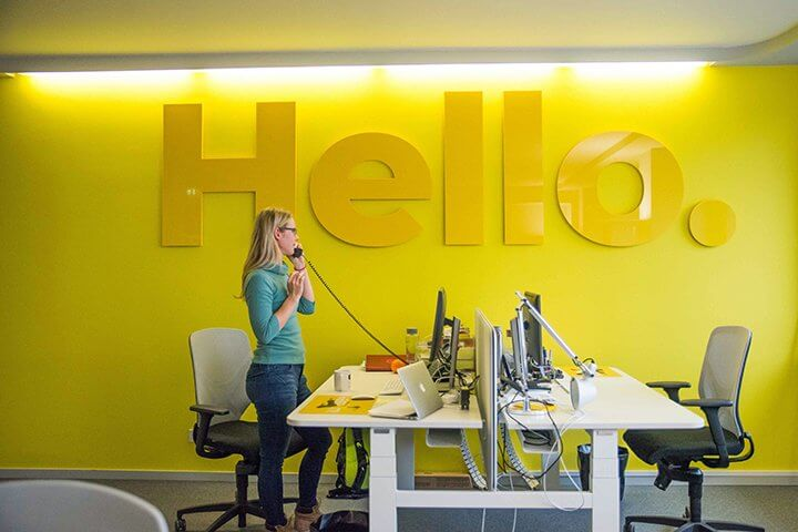 In 8 Jahren hat bei diesem Startup – jetzt 140 Angestellte – noch nie ein Mitarbeiter gekündigt