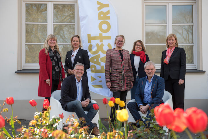 Impact Factory Duisburg: Starthilfe für Gründer, die die Welt verändern möchten